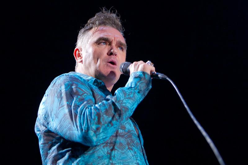 Morrissey at Coachella