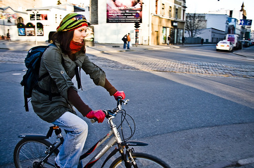 Riga: Funky Cycle Chic