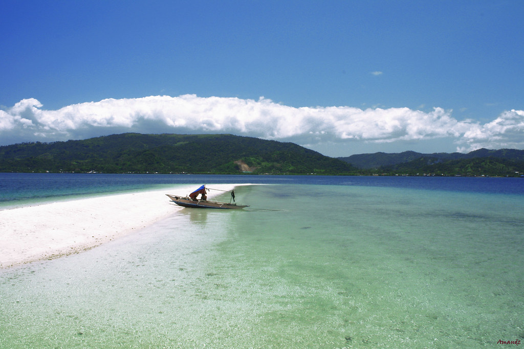 Masbate Philippines  city pictures gallery : buntod sand bar masbate city masbate philippines image hosted on ...