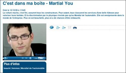 Europe1-Fadhila Brahimi-Personal Branding-beaute-fb associes
