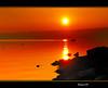 OVEST.. (sirVictor59) Tags: sunset red italy orange lake sol nature water beautiful silhouette yellow lumix topf50 nikon bravo europe italia tramonto nikond70 ombra natura panasonic sole 1001nights 70300mm topf150 topf100 rosso soe viterbo vulcano controluce bolsena italians lazio lagodibolsena rossodisera controluz aplusphoto colourartaward platinumheartaward sirvictor59 saariysqualitypictures