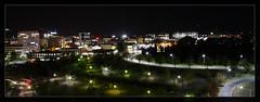 Canberra by Night (Tammy Puntti) Tags: night canon nightlights citylights canberra act blueribbonwinner australiancapitolterritory 450d panoramafotogrfico
