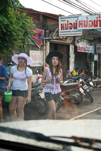 Songkran Cowgirls