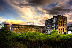 for my flickr friends from asturias (Peopleinpixels - Alfonso Batalla) Tags: espaa spain ruins industrial decay asturias abandonos abandonments