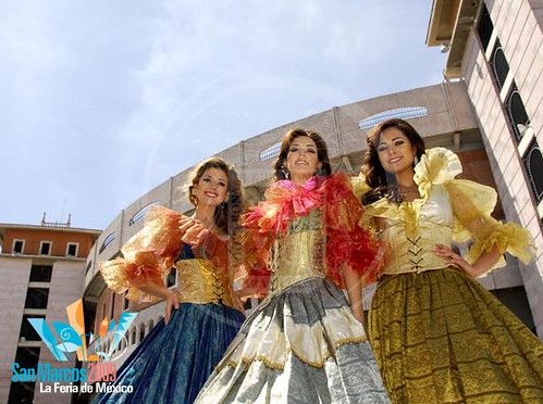 Reina y princesas de Aguascalientes 2009