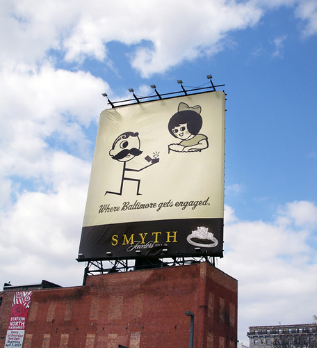 Smyth Jewelers Billboard 5