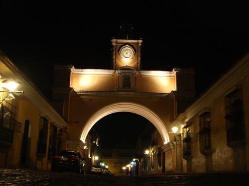 The Arch. Antigua - Guatemala.