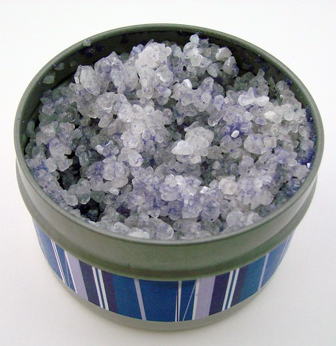 Sea Salt Foot Scrub For Mom Soap Queen