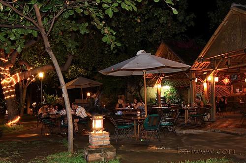 Sea Breeze Restaurant @ Night