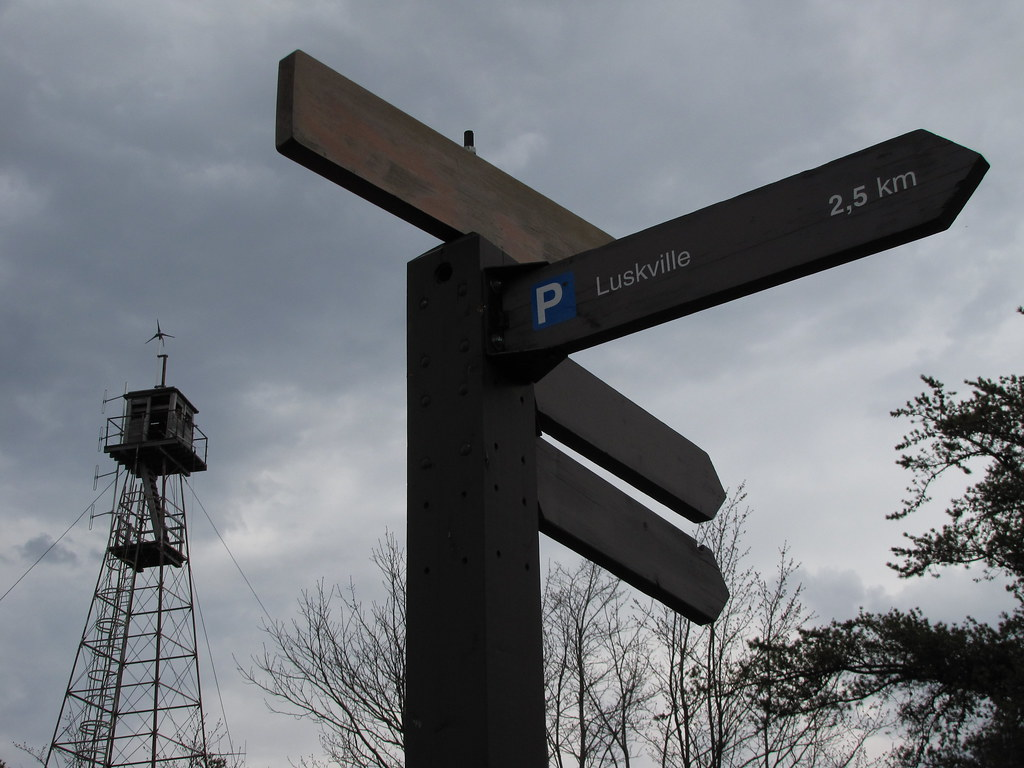 Luskville Fire Tower