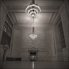 Grand Central (T. Scott Carlisle) Tags: city nyc newyork 50mm low grand hasselblad grandcentral tsc tphotographic tphotographiccom tscarlisle tscottcarlisle