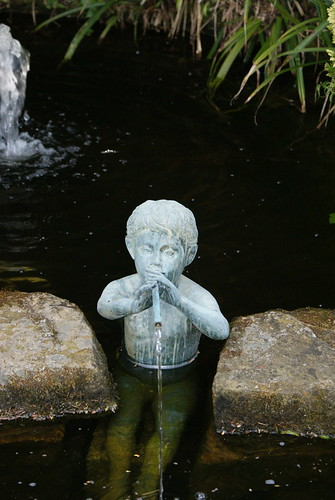 Water Feature Boy
