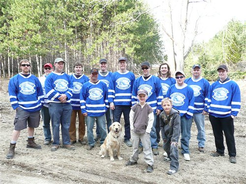Creemore Springs Clean up Crew