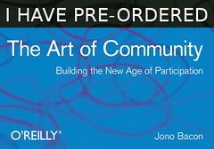 Art Of Community Pre-Order Button