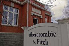 119/365ths: Carnegie & Abercrombie & Fitch capnjon21