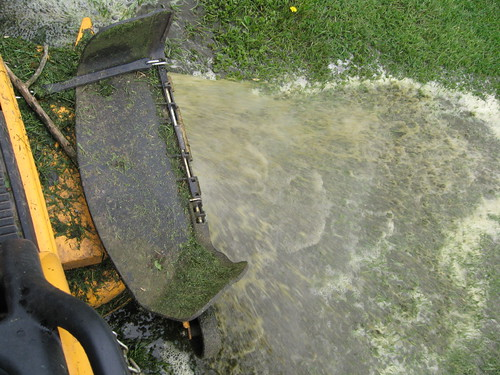 2135 Bogging down easily (blade stopping) - MyTractorForum