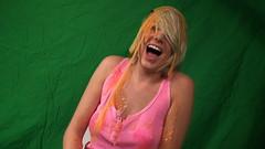 027 Ashlea - Slimed Girl (iSlime) Tags: slime gunge gunged slimed slimedgirls