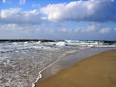 Ashqelon beach