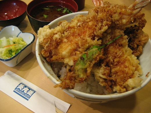 Tendon(Tempura-Donburi)
