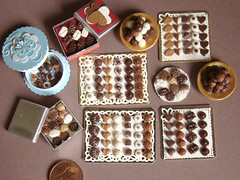 Miniature Chocolates
