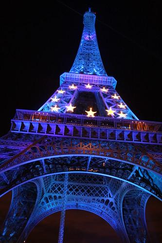The Tour Eiffel - Paris