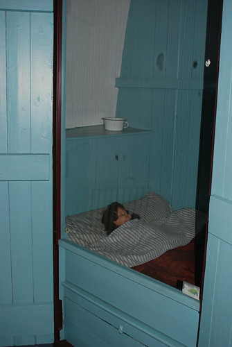 Bed In Cupboard