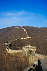 angle // mutianyu great wall (gaffjones) Tags: china canon eos beijing greatwall  mutianyu greatwallofchina chinesewall   40d canoneos40d