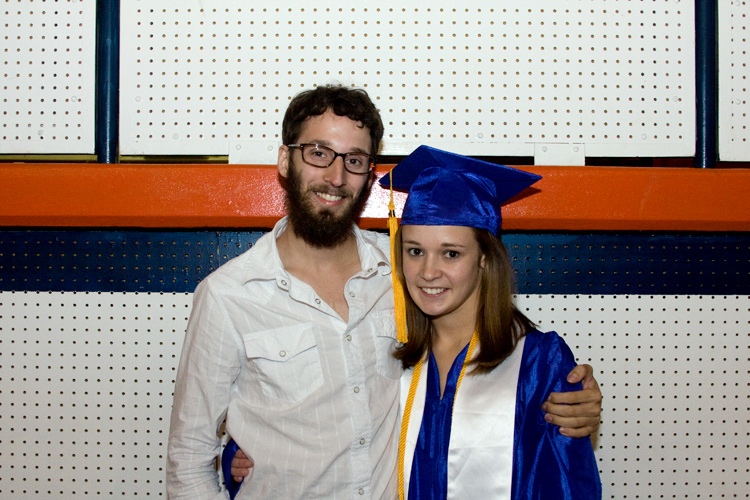 Image of Emily's Graduation