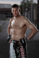 Jeremy: MMA Fighter in the Alley 2 (budrowilson) Tags: portrait canon alley vivitar 285 broadst mma 70200f28 mixedmartialarts 50d 285hv alzo weebly cybersyncs
