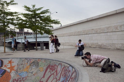 Lense Party @ Lyon - On shoote