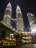 Malaysia's Petronas Towers