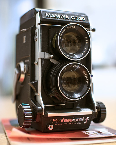 Mamiya C330 Professional f by sunside