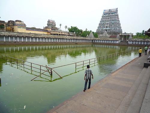 Dipping spot in Natraj temple