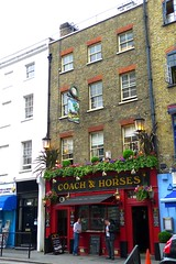 Picture of Coach And Horses, WC2E 7BD