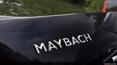 Maybach Badge (M.Basil) Tags: london car mercedes united kingdom harrods knightsbridge luxury maybach