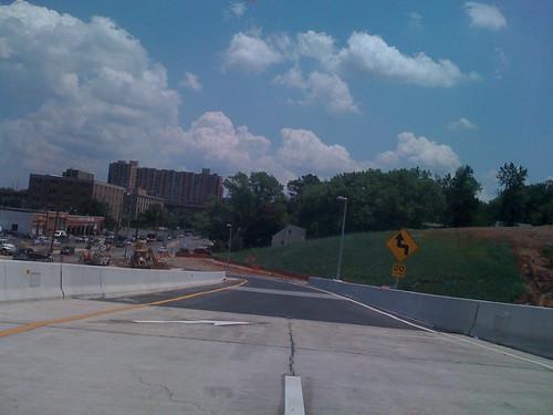 Huntington Ramp 2 - The Bridge