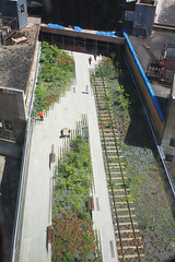 New High Line Park, New York City (ouno design) Tags: park newyorkcity urban public garden landscape gardening standardhotel urbanplanning highline plantings