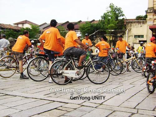 Cycling@Khoo Kongsi