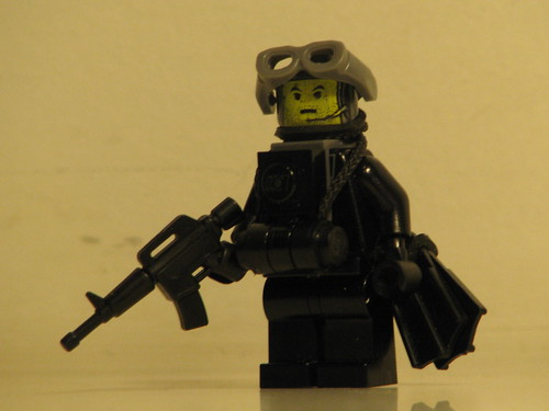 Navy Seal custom minifig