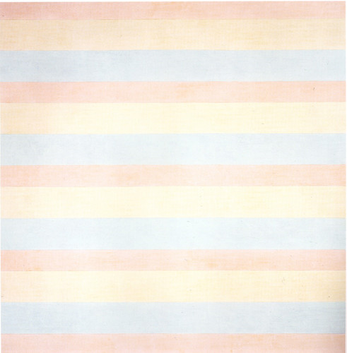 agnes martin: paintings