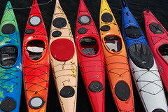 Colorful Kayaks, Rockport ~ Massachusetts (Images by Arden) Tags: ocean ma colorful kayak massachusetts rockport d40 nikond40 colorphotoaward imagesbyarden