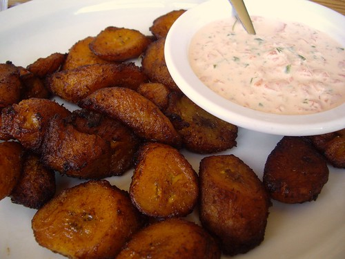 Plantain Appetizer from Louie's Grill