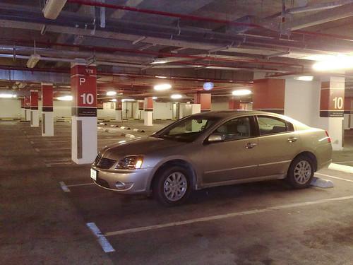 Avenues Parking