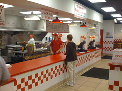 Five Guys Burger & Fries - State College, PA