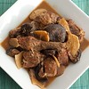 Braised Duck with Ginger (薑芽鴨)