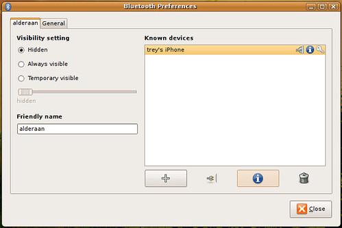Ubuntu 9.04 + iPhone 3.0 Tethering