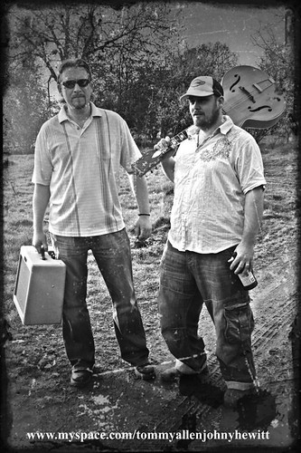 Tommy Allen and Johny Hewitt