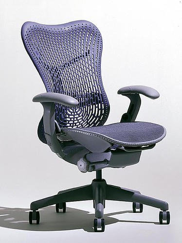 mirra chair, herman miller