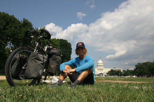 The Koga, me, and the Capitol...