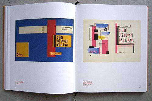 Karel Teige a typographi